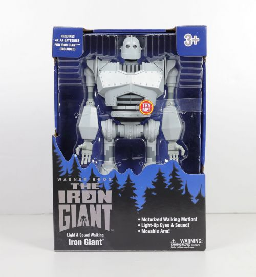 Iron Giant Light & Sound Walking Robot